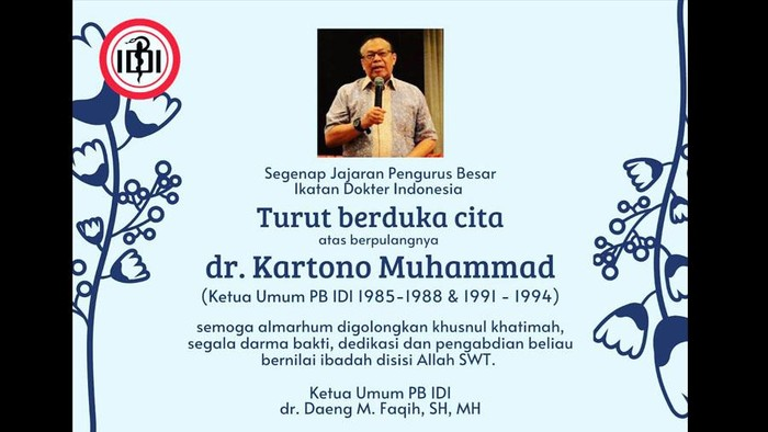 dr kartono muhammad meninggal dunia