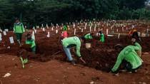 Insentif Penggali Kubur di DKI Tertunda, Golkar: Risiko Kerja Mereka Tinggi!