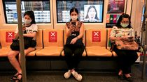3 Orang Positif Corona Masuk Secara Ilegal, Thailand Lacak 200 Orang