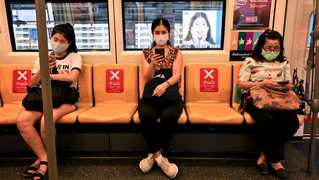 Sebentar Lagi, Restoran-Pasar-Taman di Bangkok Dibuka Kembali