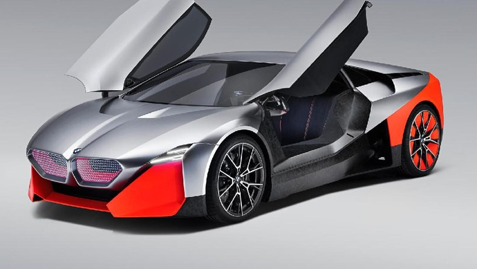 Penerus BMW i8