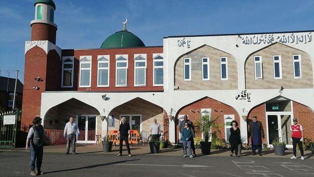 Toleransi Masjid Banbury Dapat Pujian dari Kantor Ratu Inggris