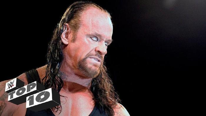 undertaker bintang WWE jual tanah kuburan