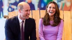 Pangeran William-Kate Middleton Juga Cari ART, Digaji Rp 367 Juta