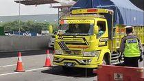 Sejak Semalam, 141 Kendaraan Nekat Ingin Mudik Via Tol Cikarang Barat