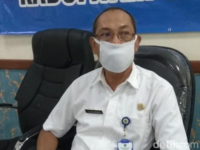 Jubir Tugas Percepatan Penanganan COVID-19 Lamongan dr Taufik Hidayat