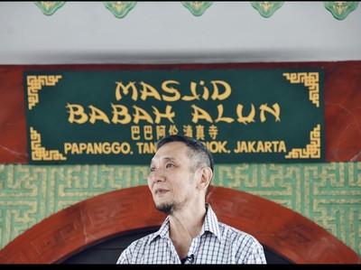 Dirikan Masjid Berdesain Oriental, Jusuf Hamka Ingin Rajut Kebhinekaan