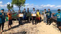 KKP Bagikan Masker dan Vitamin di Kawasan Konservasi Perairan Nasional