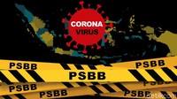 Angka Kesembuhan Pasien Corona di Indonesia Samai Rata-rata Dunia