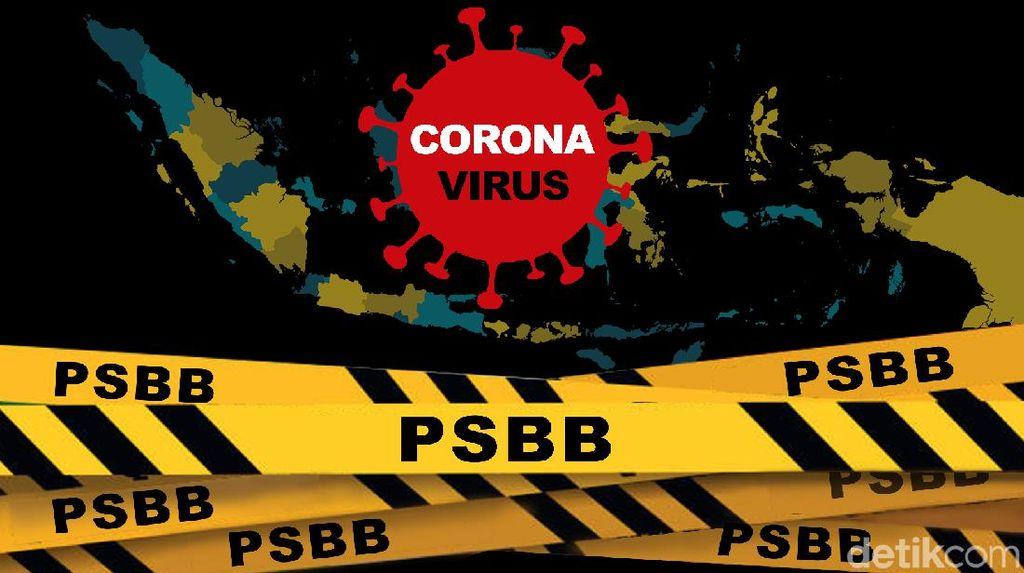 Tiga Rekor Corona RI 15 Juli: Jumlah Spesimen, Sembuh, Meninggal
