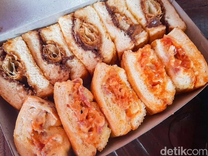 Roti Bakar Premium