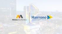 Mega Insurance Jalin Kerja Sama dengan Hartono Elektronik