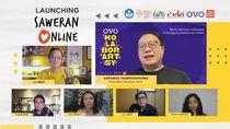 Dukung Seniman Berkarya saat Pandemi, OVO Hadirkan Kolaborartsy