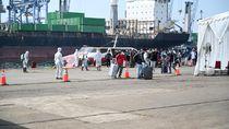 Dengan Sekoci, Kemenhub Pulangkan 350 ABK Kapal Pesiar Dream Explorer