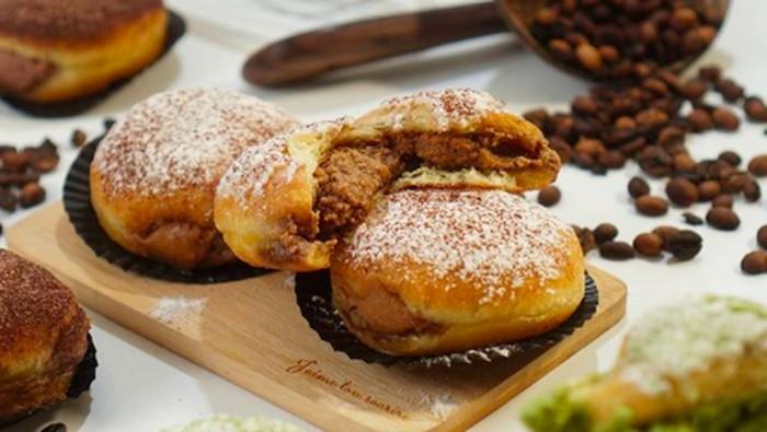 Dessert dalgona