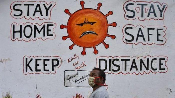 Virus corona: Misteri di balik tingkat kematian rendah akibat Covid-19 di India