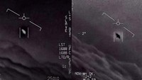 Mantan Pejabat Pentagon: UFO Benar-benar Ada