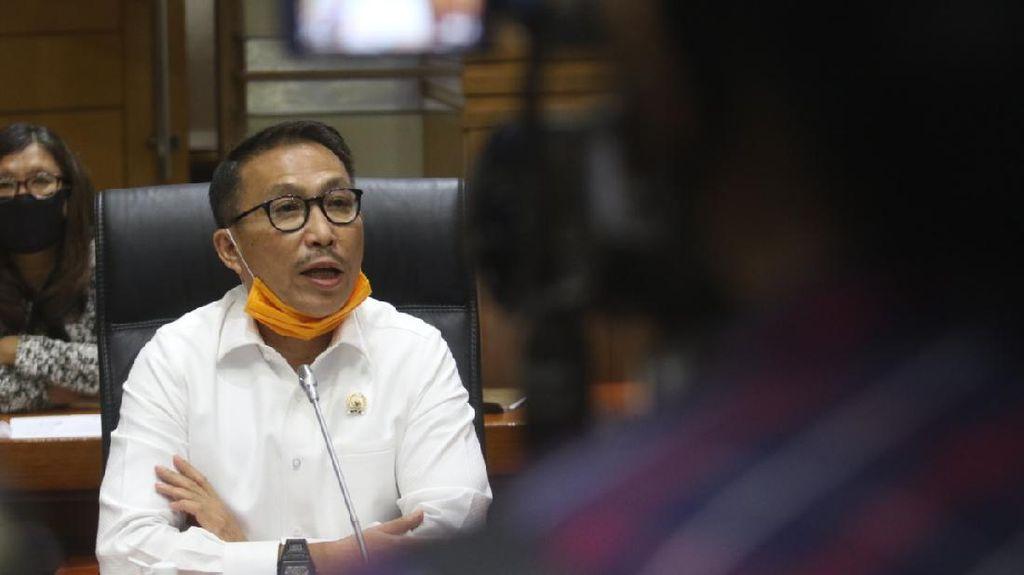 Pimpinan Komisi III DPR Jelaskan Alasan RDP dengan KPK Dilakukan Tertutup