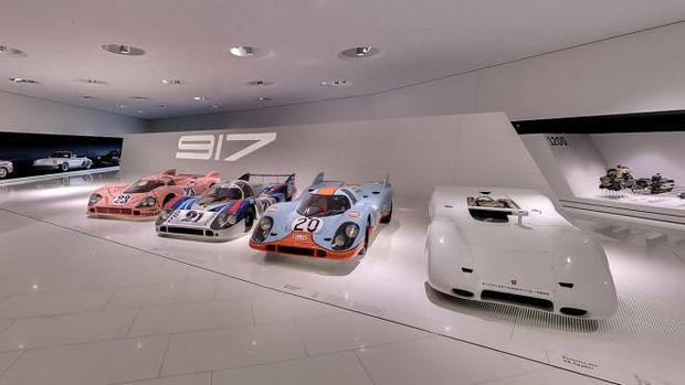 Porsche Museums Tour
