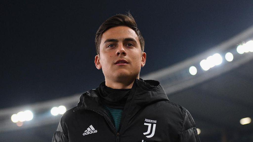 Juventus Vs Verona: Pirlo Janji Jadikan Dybala Starter