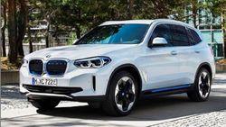 Ini Tampang SUV Listrik Pertama BMW