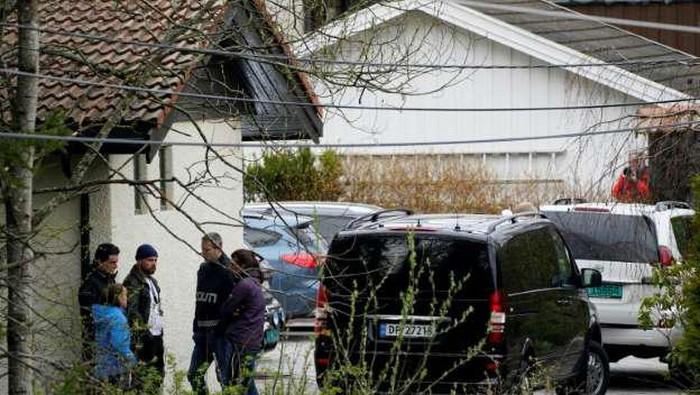 Miliader asal Norwegia ditangkap atas dugaan pembunuhan istrinya (AFP)