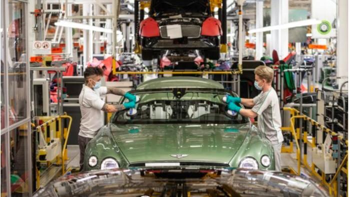 Pabrik Bentley