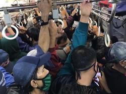 Ada yang Positif Corona, KRLmania Minta Pengguna Angkot-TransJ Juga Dites