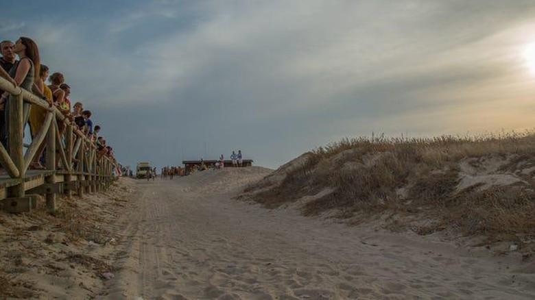 Pantai Zahara de Los Atunes