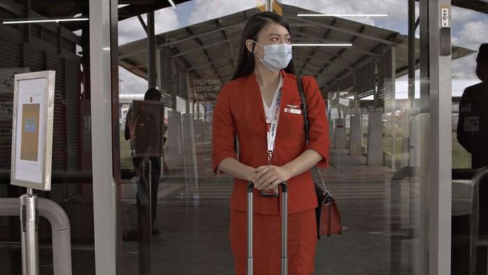 AirAsia Group akhirnya resmi kembali mengudara di langit Malaysia mengoperasikan rute-rute domestiknya di tengah Pandemi Corona.