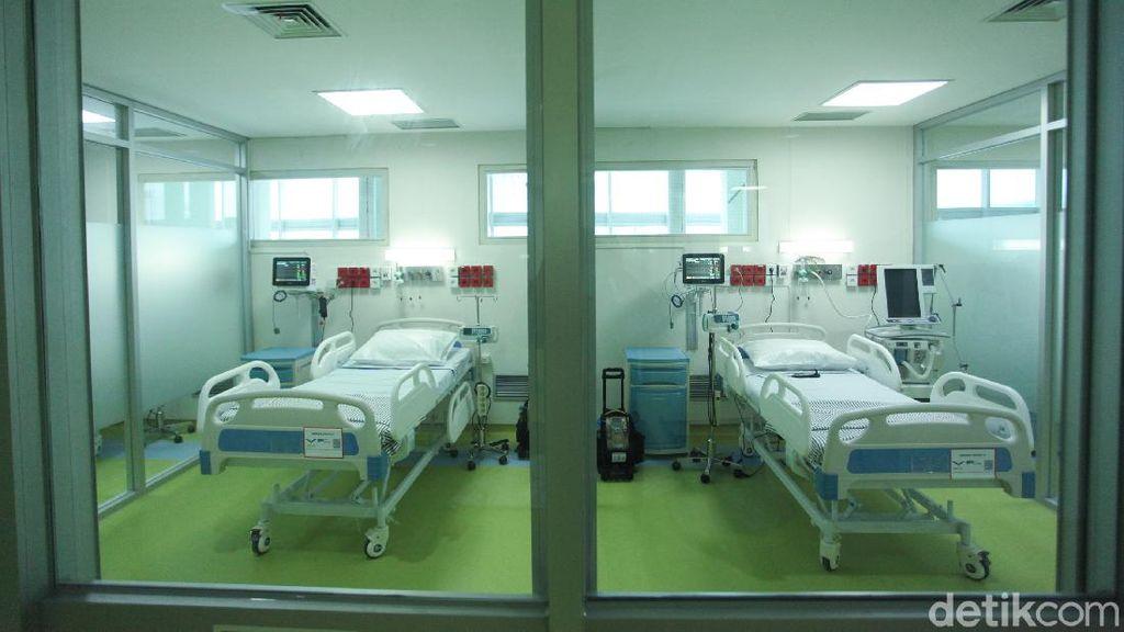 Makin Penuh! Ranjang Isolasi COVID-19 di DKI Terisi 90%, ICU 86%