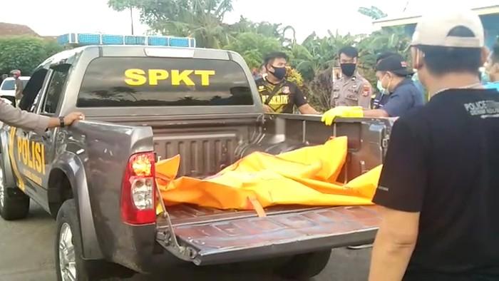 Jasad bocah 5 tahun tanpa kepala di Sidrap, Sulsel dievakuasi