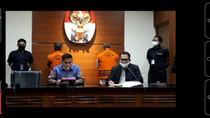 KPK Umumkan Penahanan 2 Tersangka Kasus Suap Eks Kalapas Sukamiskin