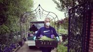 Foto: Aksi Kemanusiaan Jose Mourinho