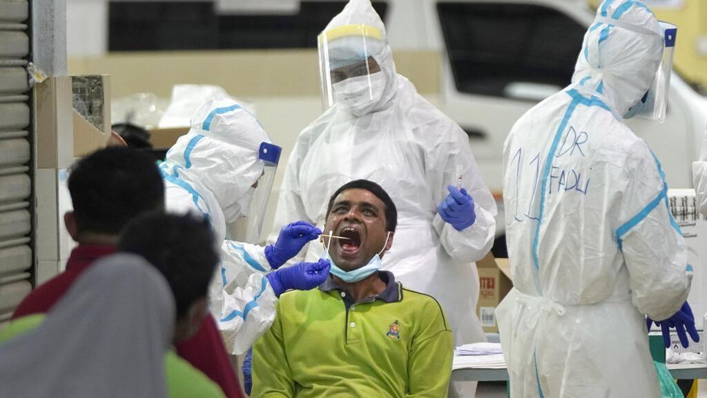 Malaysia Catat 9 Ribu Kasus Corona, Angka Kesembuhan 96 Persen
