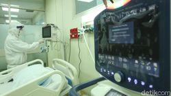RS COVID-19 Penuh, Walkot Cilegon Minta Tempat Tidur Pasien Ditambah