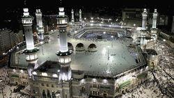 Arab Saudi Izinkan Haji 2020 Terbatas, Ini Doa Masuk Masjidil Haram