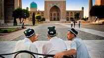 Melihat Jejak Peradaban Islam di Kota Samarkand, Uzbekistan