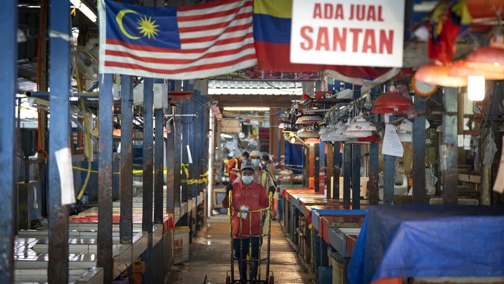 Malaysia Diamuk Corona, Cetak Rekor Kasus Selama Pandemi akibat Varian Delta