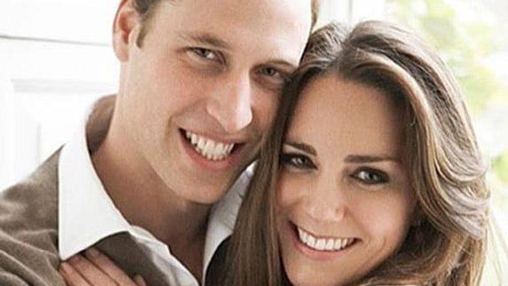 Ada Jasad Wanita di Depan Rumah Pangeran William dan Kate Middleton