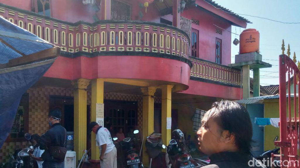 2 Orang Masuk Paksa ke Rumah Warga Klaten, Sekap dan Lukai Ibu-Anak
