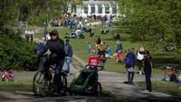 Jerman Perpanjang Aturan Social Distancing Hingga 29 Juni