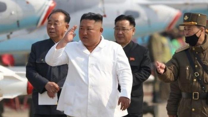 Korea Utara: AS belum melihat Kim Jong-un lagi, kata Menlu AS