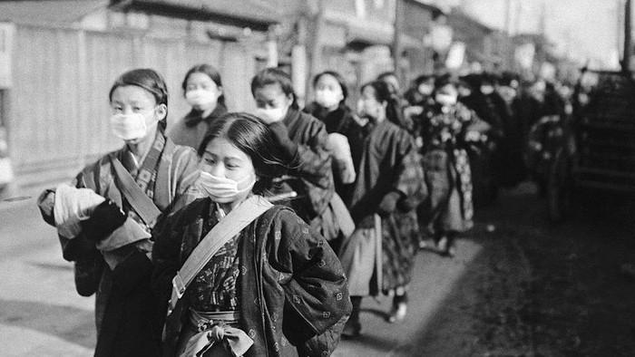 Virus corona dan pandemi flu Spanyol: Wabah pada 1918 menewaskan 50 juta orang, bagaimana perubahan dunia saat itu dan apa yang dapat dipelajari sekarang?