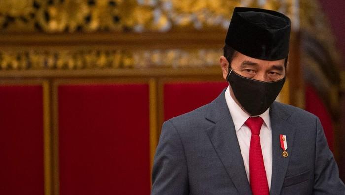 Dulu Berdamai dengan Corona, Kini Jokowi Minta Jangan Putus Asa