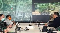 Gugus Tugas Pantau Corona Via Drone, Warga Tak Bermasker Ditegur