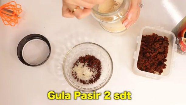 Resep Dalgona Salted Caramel Tasya Farasya