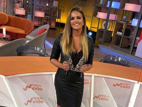 Marta Lopez, mantan kekasih Alfonso Merlos