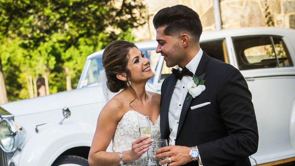 Berjodoh dari Lahir, Pasangan Menikah Ini Lahir di Hari dan RS yang Sama