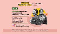 Najelaa Shihab: Telkomsel Pendukung Utama Perubahan Pendidikan